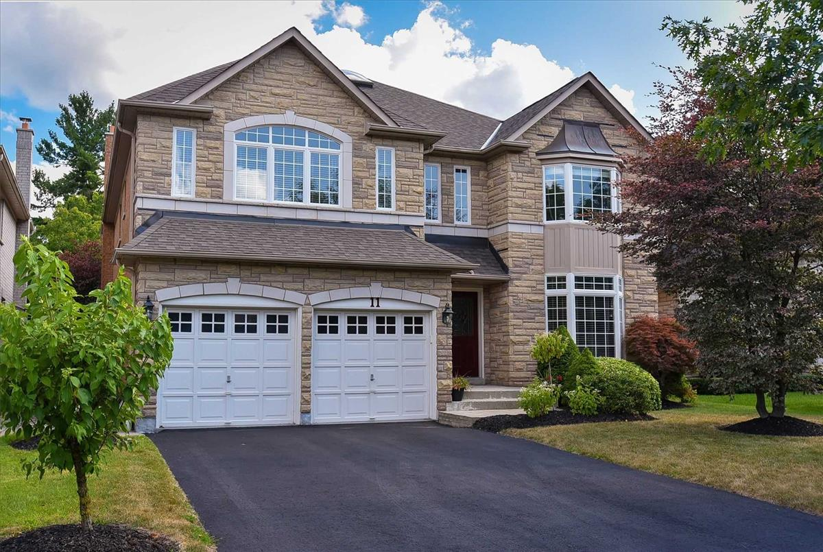 11 Winterport Crt Richmond Hill Ryan Ahadian